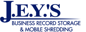 J.E.Y.'s Business Record Storage & Mobile Shredding